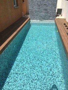 carrelage piscine , mosaique piscine ezarri 25008D