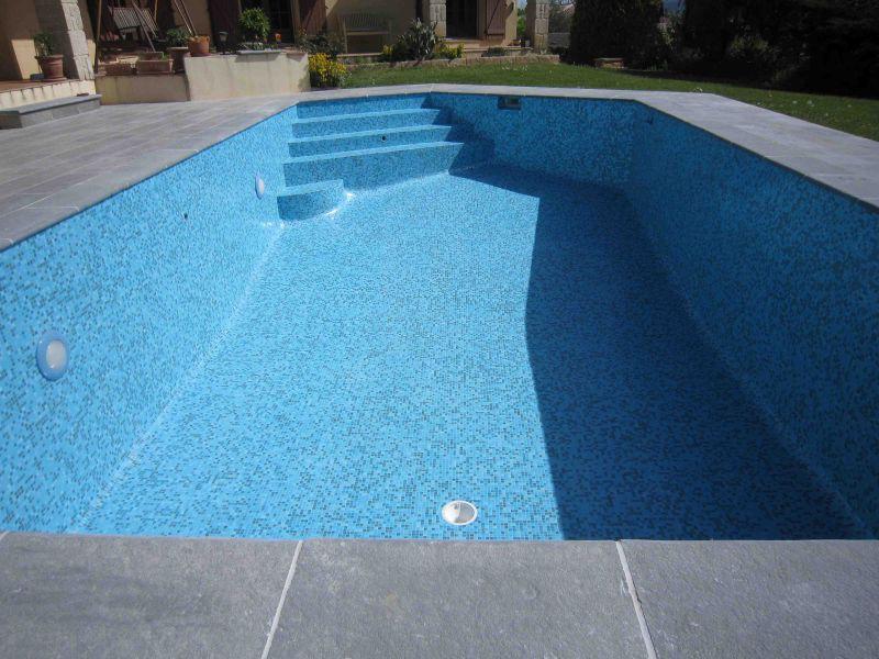 Cyril grenet piscines en pates de verre - Carrelage piscine pate de verre castorama ...